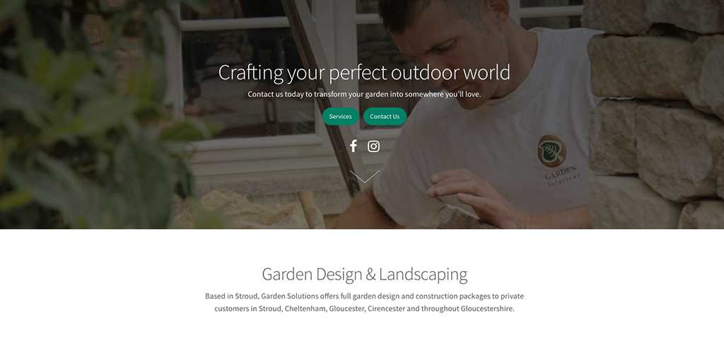 Garden Solutions Landscape Gardening Cotswolds Gloucestershire